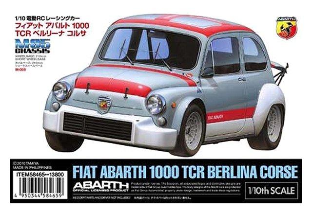 1965 Tamiya-Fiat-Abarth-1000-TCR-Berlina-Corse-M05