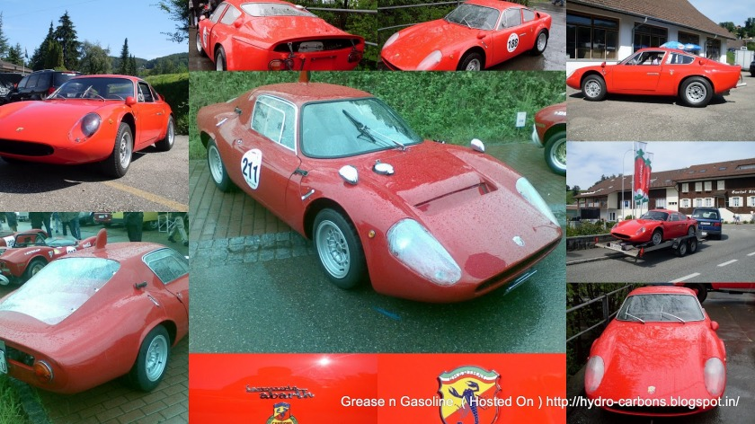 1965→1966 Fiat Abarth OT 1300