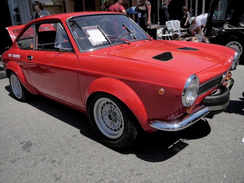 1966 Fiat Abarth OT 2000