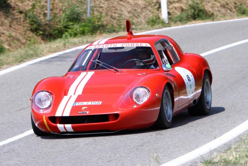 1967 ABARTH 1300 OT PERISCOPIO