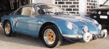 1967 alpine a110 1300