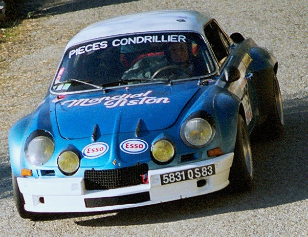 1967 Alpine A110 1800 Group IV