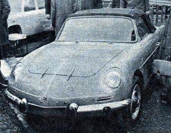 1968 alpine a 110 gt4 bulgar
