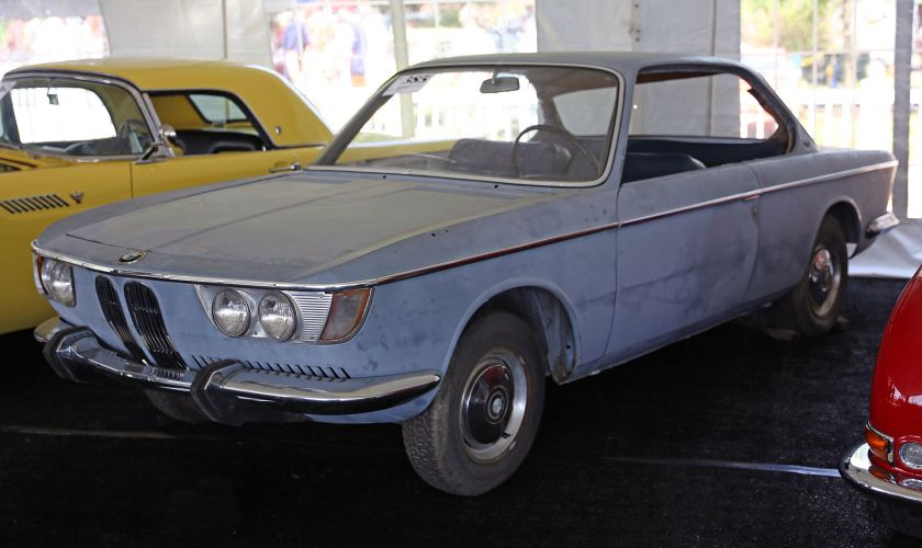 1968 BMW 2000CA coupé USA