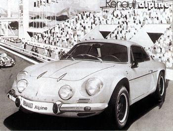 1969 alpine a 110 hiszp