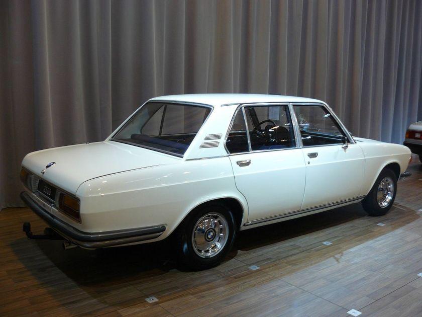 1969 BMW 2500