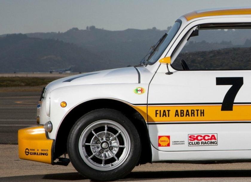1970 Abarth 1000 TC Corsa