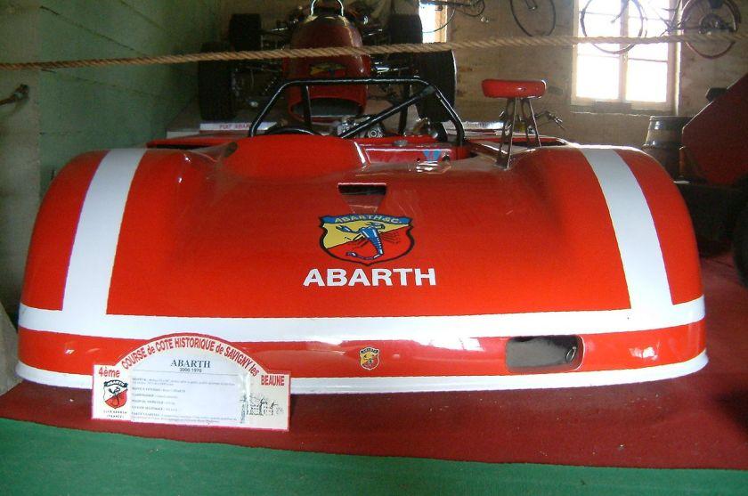 1970 Abarth 3000 Château-Savigny-lès-Beaune 04
