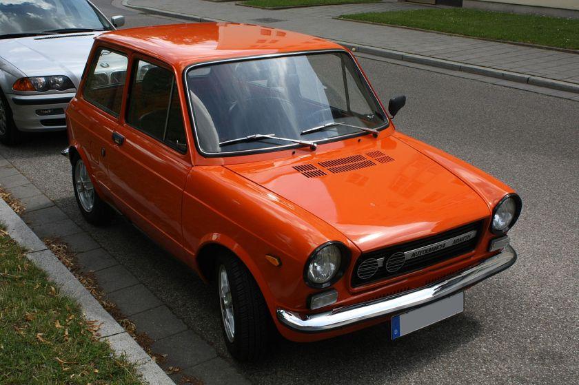 1971-85 Autobianchi A112 Abarth