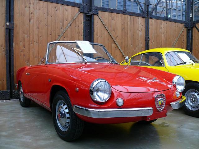 1971 Cisitalia Spyder Abarth Allemano Grand Sport