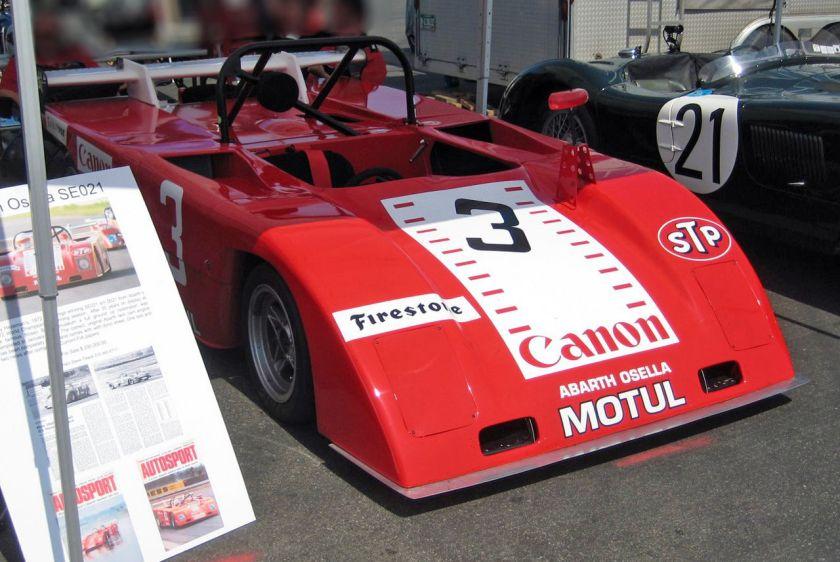 1972 Abarth Osella SE021
