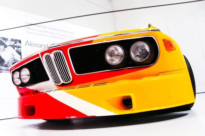 1975 Alexander Calder, BMW 3.0 CSL