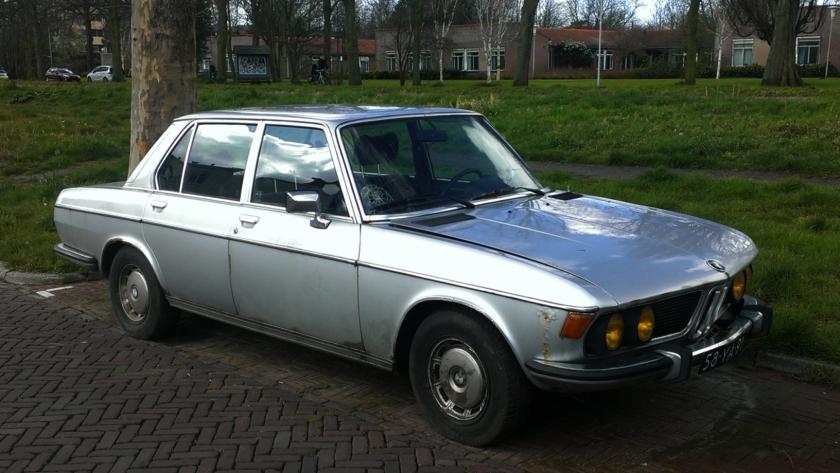 1976 BMW 3.0 Si
