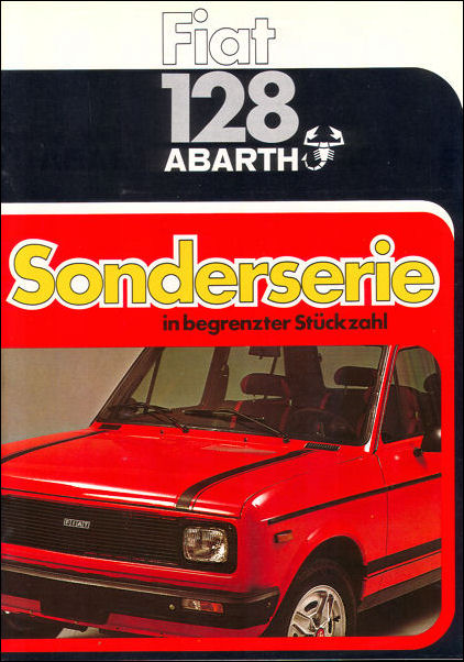 1978 fiat 128 abarth