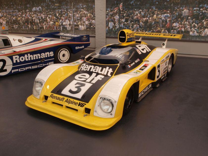 1978 Renault Alpine A442 n3