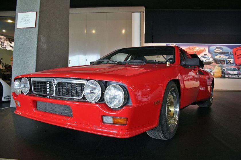1986 Lancia 037 Abarth
