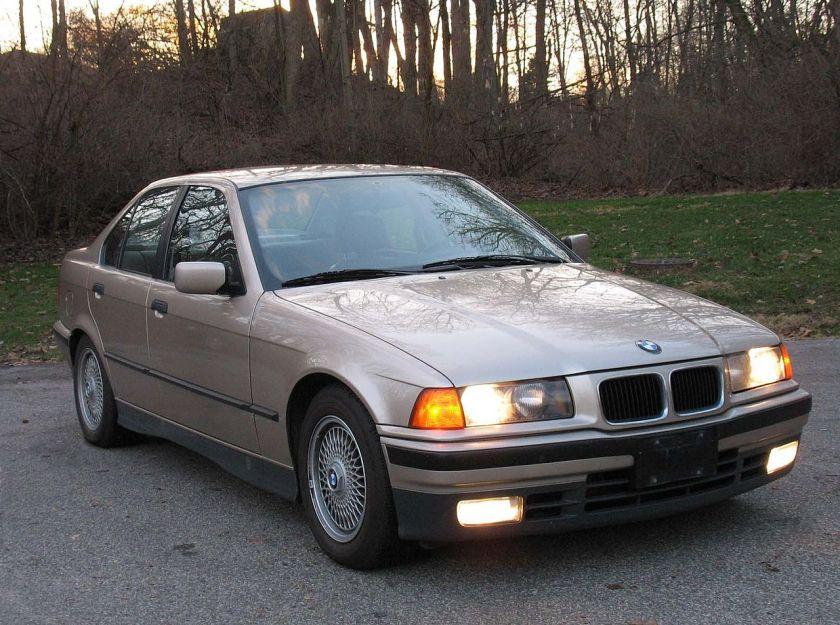 1993 Bmw e36 325i