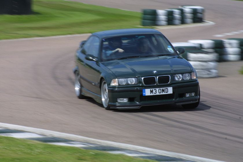 1995 BMW M3 GT Individual