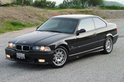 1996 BMW M3 E36 coupe