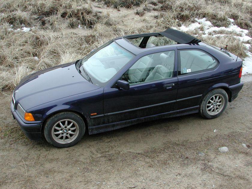 1997 BMW 318ti E36