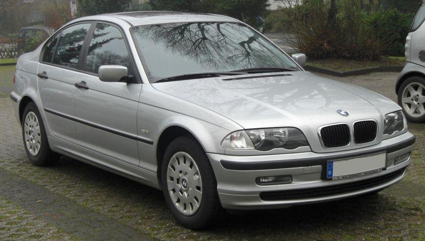 1998-01 BMW 3-Series (E46)