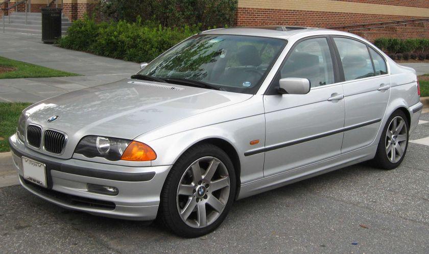 1998-2001 BMW 328i sedan E46