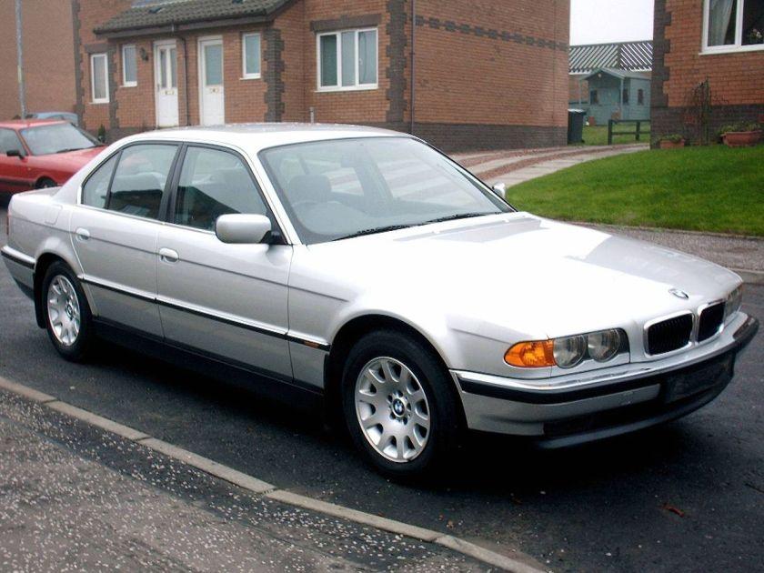 1999 BMW E38 728i