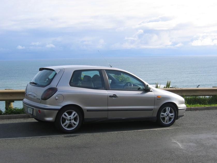 1999 Fiat Bravo HGT Abarth