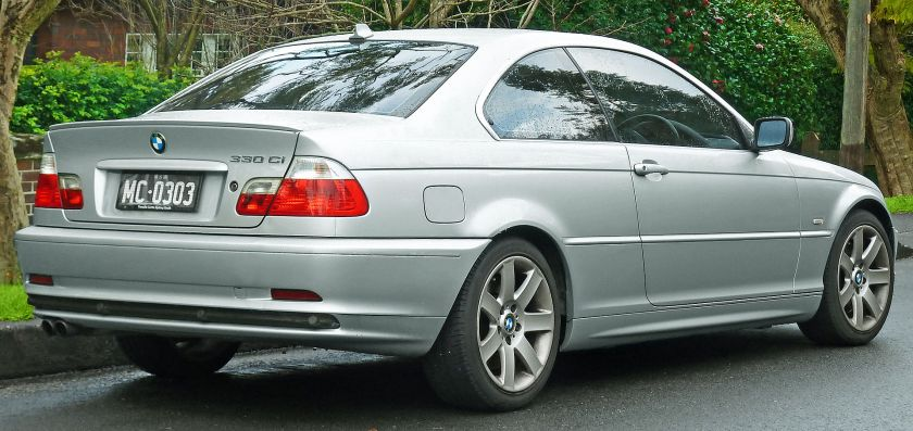 2000-03 BMW 330Ci (E46) coupe03
