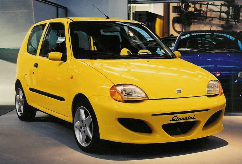 2002 Giannini seicento