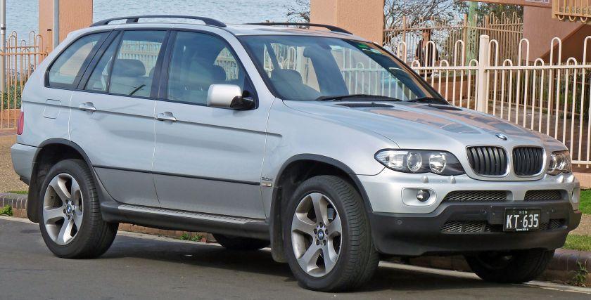 2003-06 BMW X5 (E53) 3.0d 01