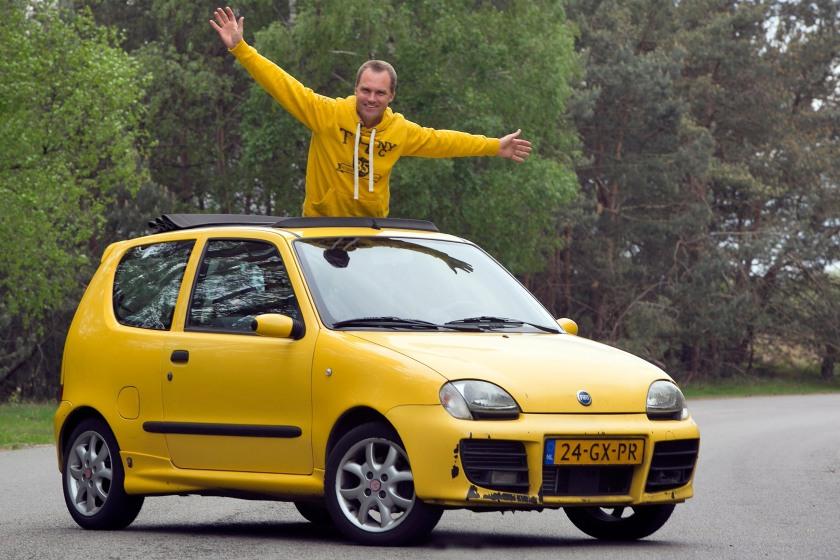 2003 Fiat Seicento 1.1 Sporting Abarth b
