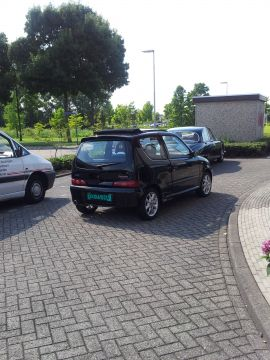 2003 Fiat Seicento 1.1 Sporting Abarth