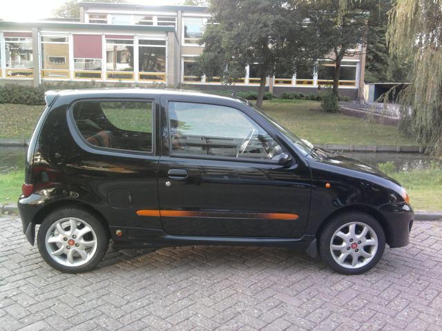 2003 Fiat Seicento Sporting Abarth