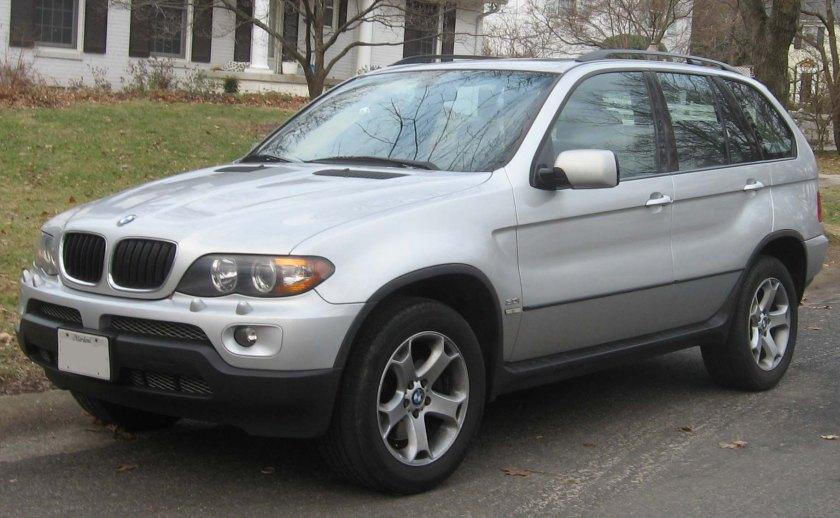 2004-06 BMW-X5