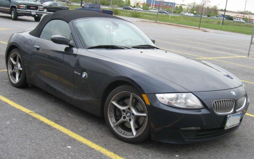 2006-07 BMW Z4