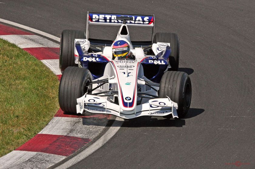 2006 BMW Jacques Villeneuve Canada Formula One