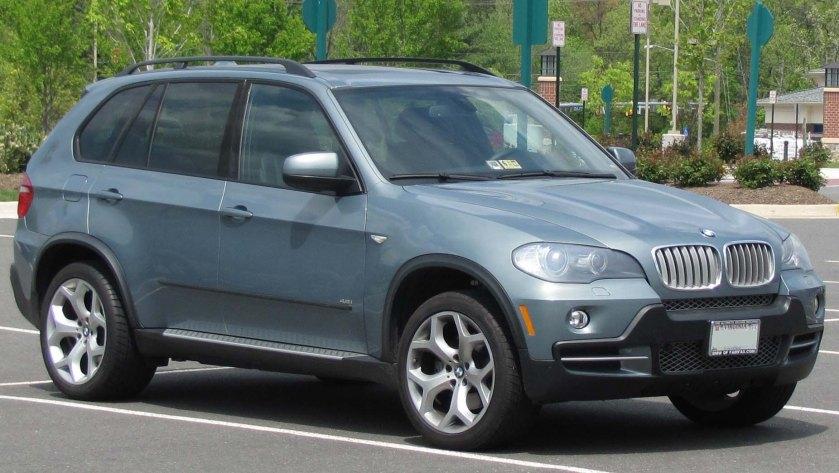 2007-08 BMW X5 4.8i