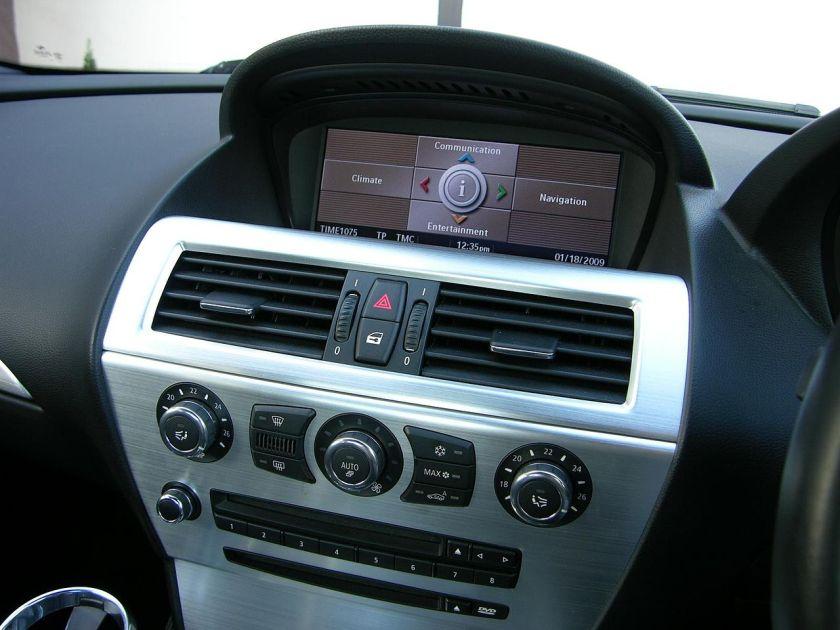 2007 BMW 635d Sport