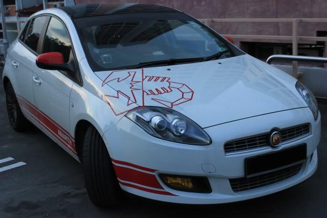 2007 Fiat Bravo 198 Abarth