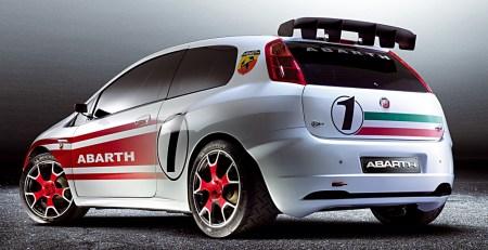 2007 Fiat Grande Punto Abarth-5