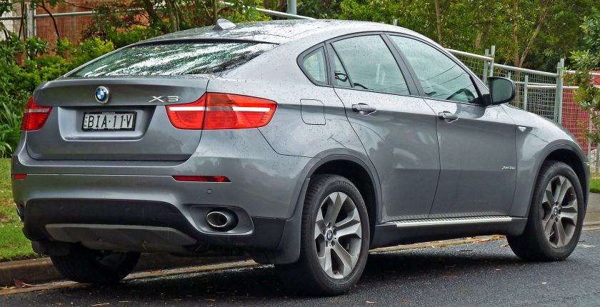 2008-10 BMW X6 (E71) xDrive35d wagon 02