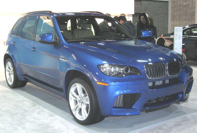 2010 BMW X5M