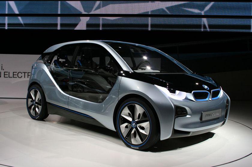 2011 BMW i3 Concept IAA