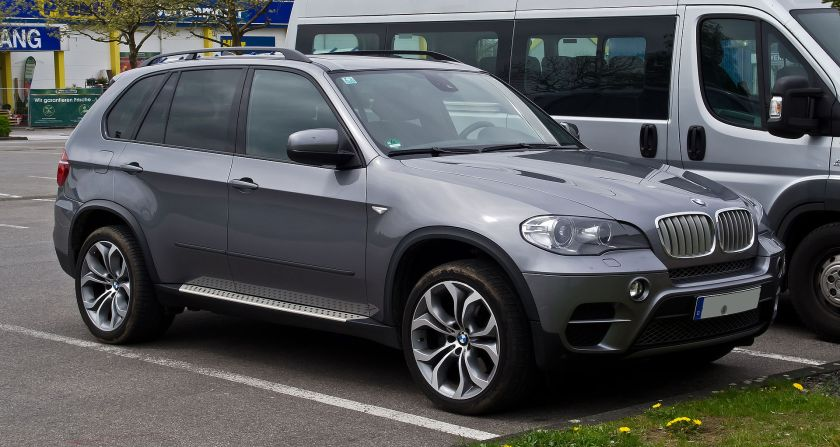 2011 BMW X5 (E70, Facelift)