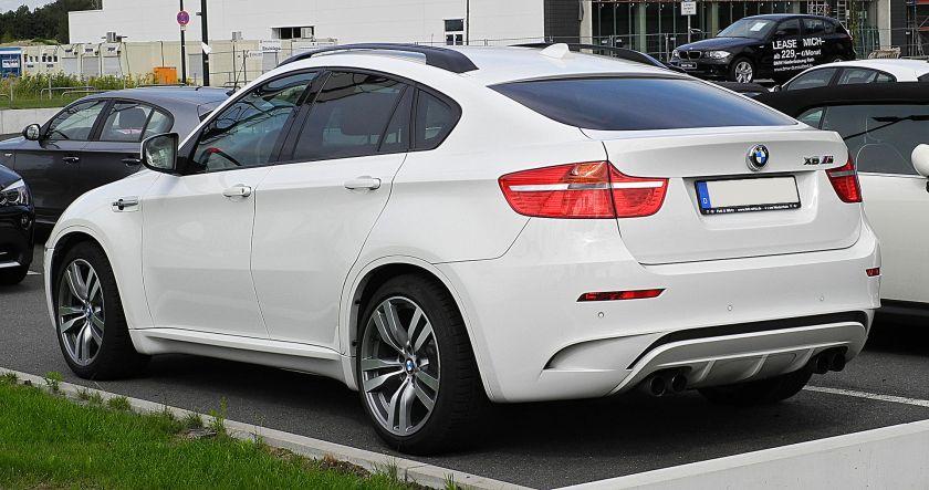 2011 BMW X6 M (E71) 02