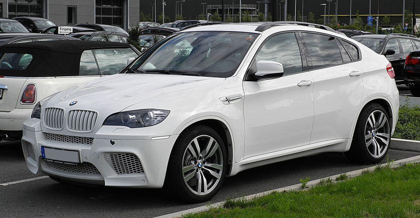 2011 BMW X6 M (E71)