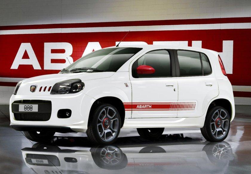 2011 Fiat UNO ABARTH