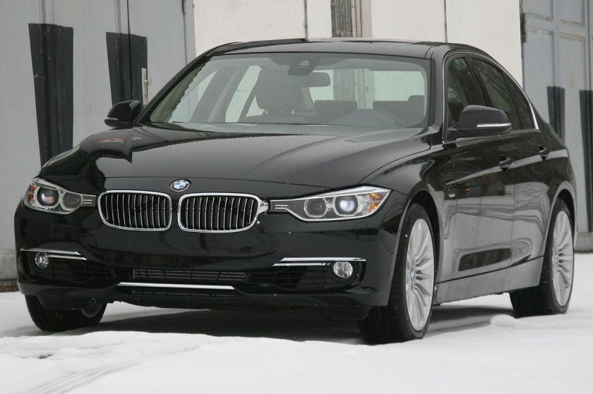 2012 BMW 328i F30 vl 2