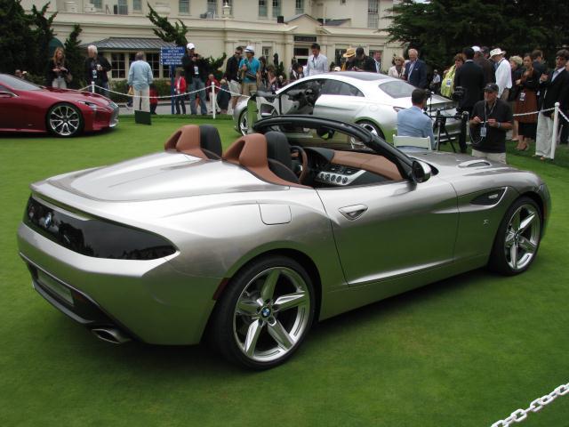 2012 BMW Z4 E89 Zagato 1
